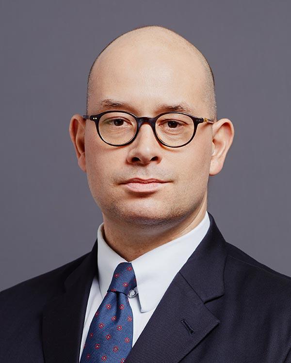 Dr. Rouven F. Bodenheimer